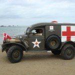 Militær-ambulance