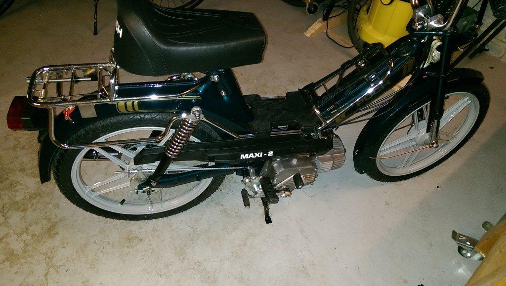 1991 Puch Maxi 2