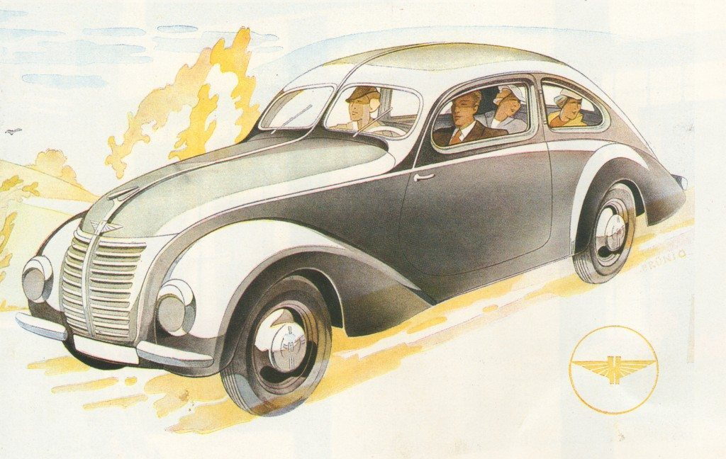 Flot design anno 1939